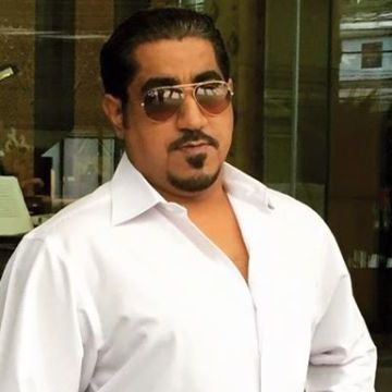 Faisal Bin Fareed, 38, Abu Dhabi, United Arab Emirates
