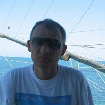 Davide Golini, 46, Parma, Italy