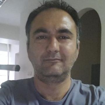 Khan Cole, 42, Istanbul, Turkey