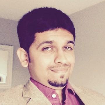 Mandip Kanjiya, 27, Dubai, United Arab Emirates