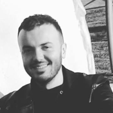 Mustafa Yorulmaz, 25, Ankara, Turkey