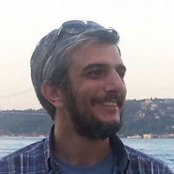 Hakan Evci, 43, Istanbul, Turkey