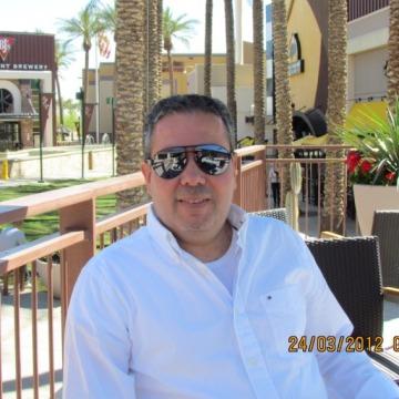 Ahmed Farouk, 42, Cairo, Egypt