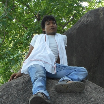 Neeraj Saha, 25, Bihar, India