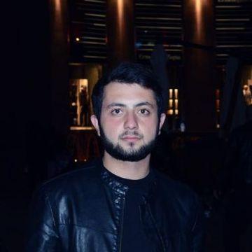 Hayk Ohanyan, 24, Yerevan, Armenia
