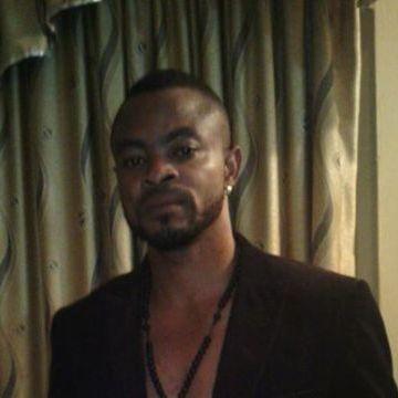 Ernest Vin, 36, Accra, Ghana
