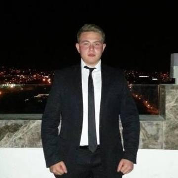 Mahmut Özyazgan, 21, Istanbul, Turkey