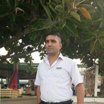 Tuncay Doğan, 40, Alanya, Turkey