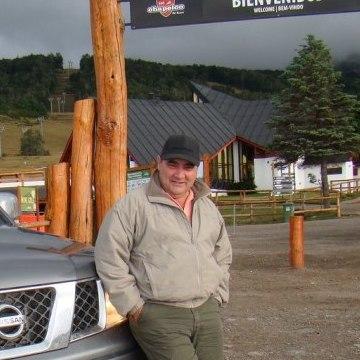 Luis Siddi, 52, Ayacucho, Argentina