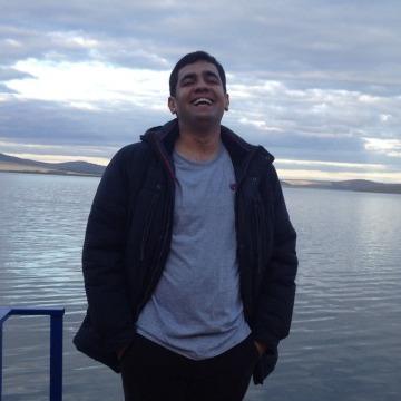 Abhilash Kumar, 31, Moscow, Russia