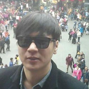 Sangmin Kang, 25, Seoul, South Korea