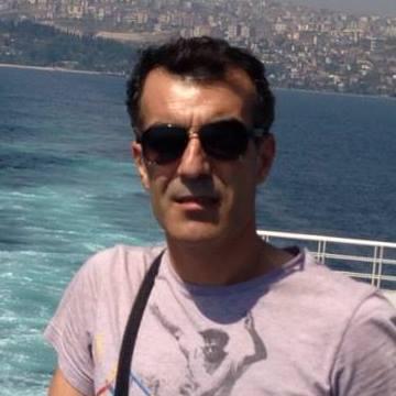 Jihad Halil, 39, Izmir, Turkey