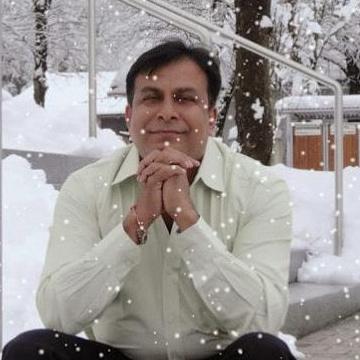 Tushar Patel, 47, Surendranagar, India