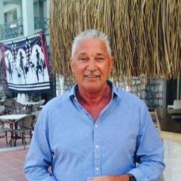 Christopher Higgs, 62, Swindon, United Kingdom