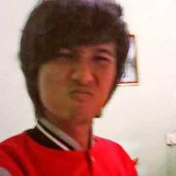 Dharenz Dharenz, 25, Bekasi, Indonesia