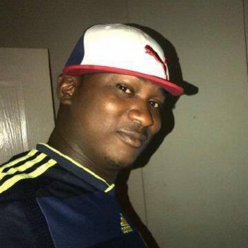 Otumba Awojobi Westom, 33, Sunnyside, South Africa