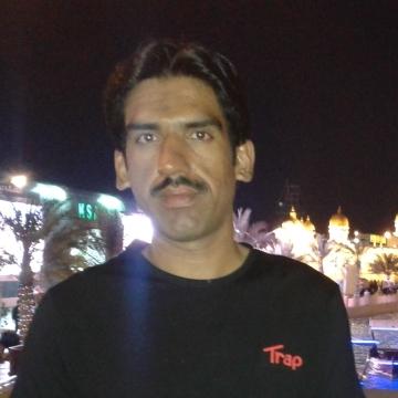 Atif Umair, 32, Dubai, United Arab Emirates