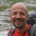 Giuseppe Riz, 51, Belluno, Italy