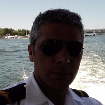 Ali, 33, Istanbul, Turkey