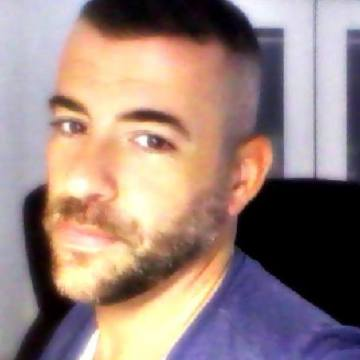 Sergio Del Mar, 34, Valencia, Spain