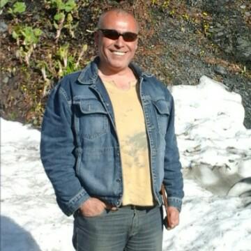 Altan Portakal, 41, Istanbul, Turkey