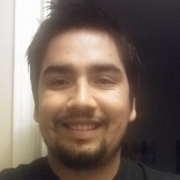 David Garcia, 28, Brownsville, United States