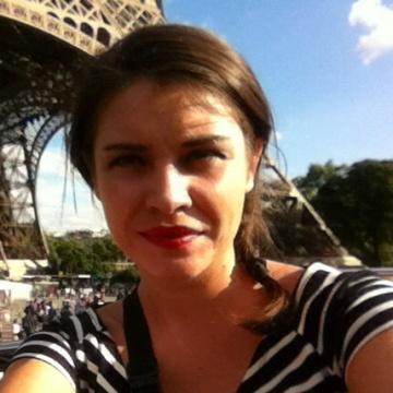 Alina Schus, 25, Firenze, Italy
