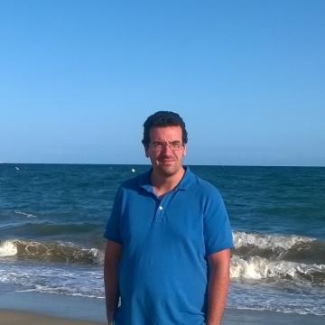 Xavi Illa, 38, Barcelona, Spain