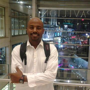 Mohamed Ahmed, 35, Jeddah, Saudi Arabia