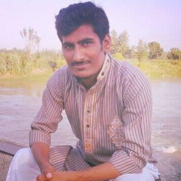 Farhan Adel, 22, Rawalpindi, Pakistan