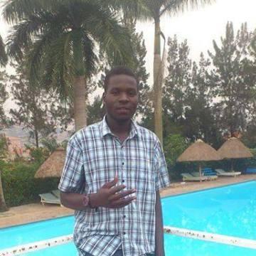 Patrick Malik, 24, Kampala, Uganda