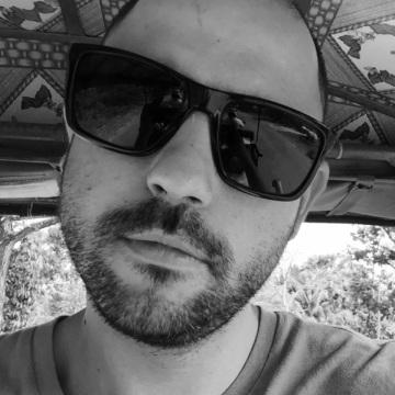 Jordi, 35, Barcelona, Spain