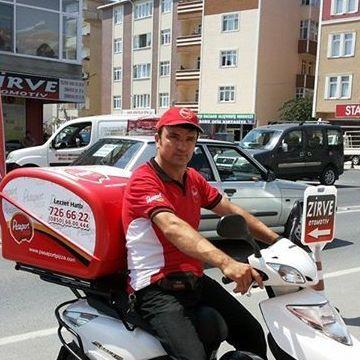 Ilhan Dedekoc, 42, Istanbul, Turkey