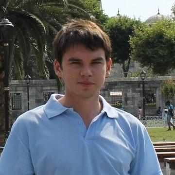 Andrey Grigoryev, 25, Kazan, Russia