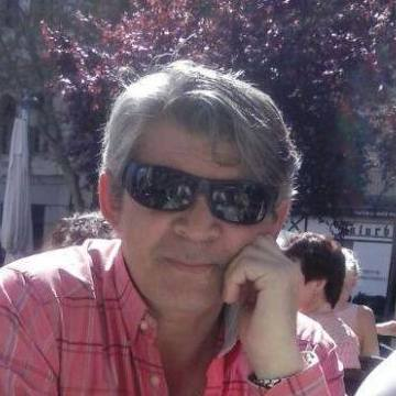 Alfredo Valiente, 55, Madrid, Spain