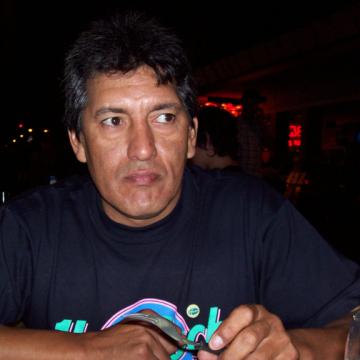 Marcelo Escobar, 52, Banfield, Argentina