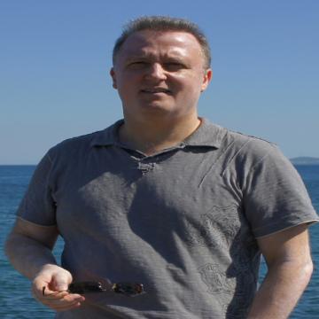 seref, 51, Istanbul, Turkey