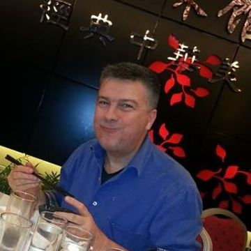 Hakan, 53, Istanbul, Turkey
