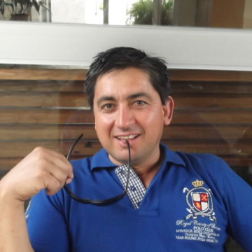 Ricardo Roco Villar, 45, Talca, Chile