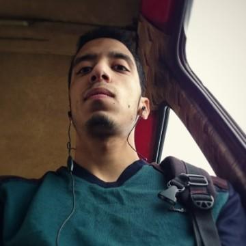 Mohamed Magdy, 25, Alexandria, Egypt