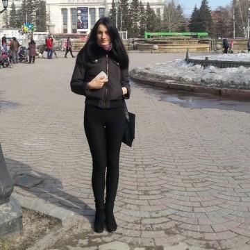 Елена, 33, Novosibirsk, Russia
