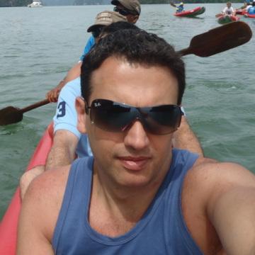 Joe Saliba, 44, Beirut, Lebanon