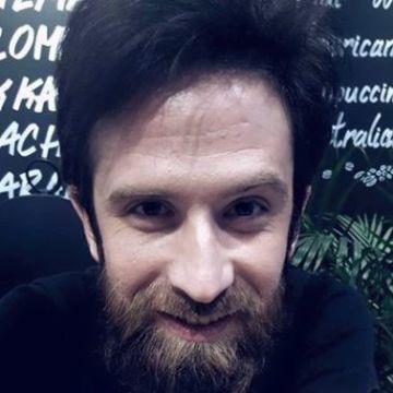 Samet Jan, 26, Istanbul, Turkey