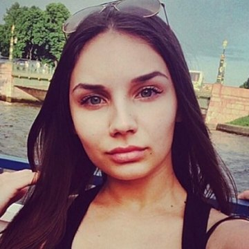 Alina, 21, Moscow, Russia