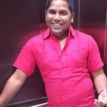 Manoj Kumar , 32, Abu Dhabi, United Arab Emirates
