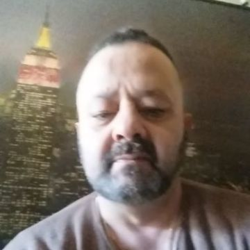 Gianni Caricari, 44, Rome, Italy
