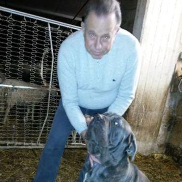 Giuseppe Giaccone, 62, Monreale, Italy
