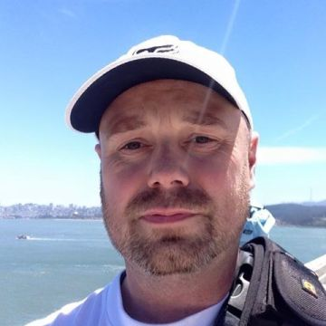 Angus McGregor, 39, San Francisco, United States
