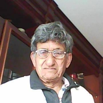 Carlos Arturo Sanmiguel, 71, Lugo, Spain