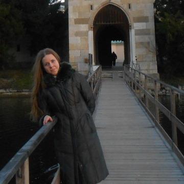 Marichka Halushchak, 26,